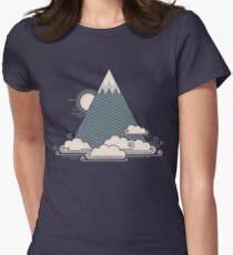 Camiseta entallada para mujer Cloud Mountain