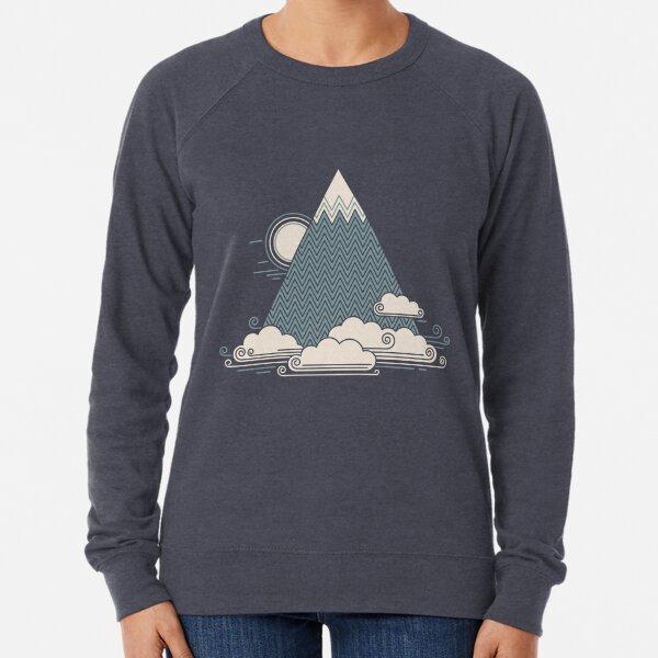 Cloud Mountain Lightweight Sweatshirt