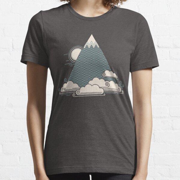 Montaña de la nube Camiseta esencial