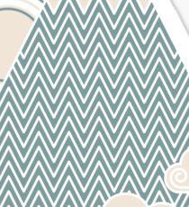 Cloud Mountain Sticker