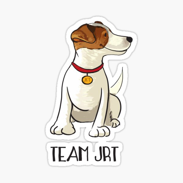 JACK RUSSELL TERRIER Sticker