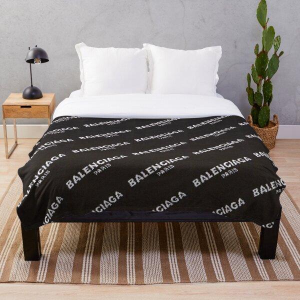 Many Logo Throw Blanket