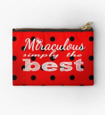 Miraculous Ladybug - Simply the Best  Studio Pouch