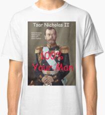 100% Your Man Classic T-Shirt