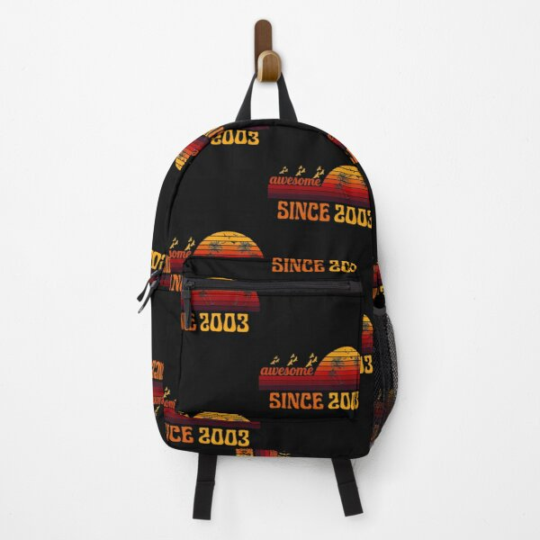 awesome since 2003 Backpack