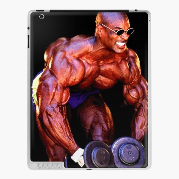 Ronnie Coleman iPad Klebefolie