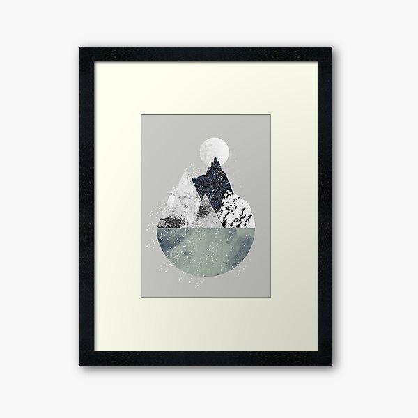 Winter Framed Art Print