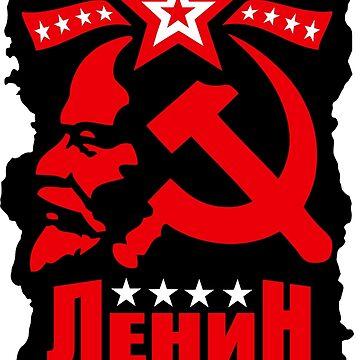 Vladimir Ilyich Lenin by NeoFaction