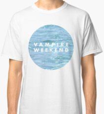 Water Vampire Weekend Logo Classic T-Shirt