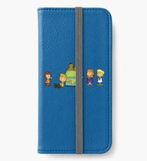 Shaggy Brown and The Scooby Crew  iPhone Wallet/Case/Skin