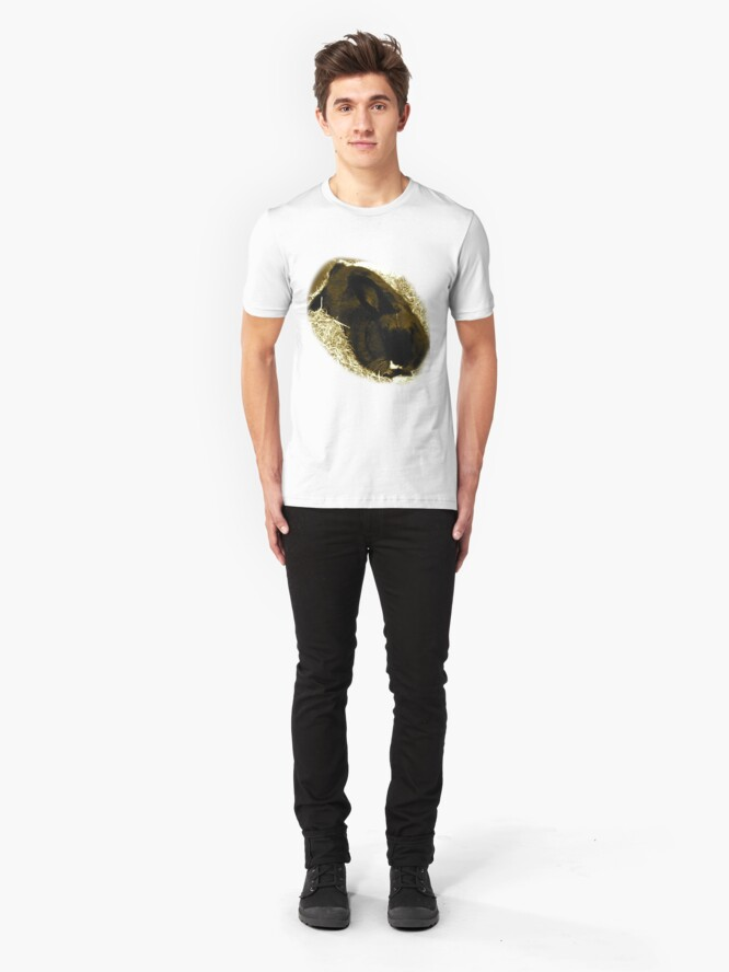 Alternate view of Smudge Slim Fit T-Shirt