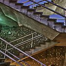 Staircase Spectrum by anorth7