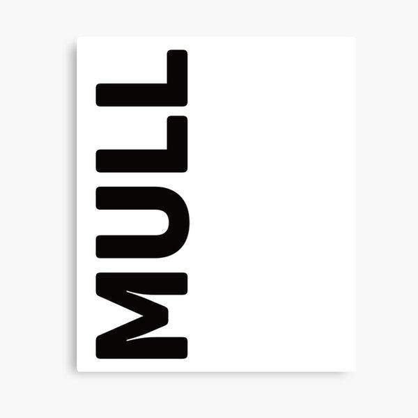 Mull Canvas Print