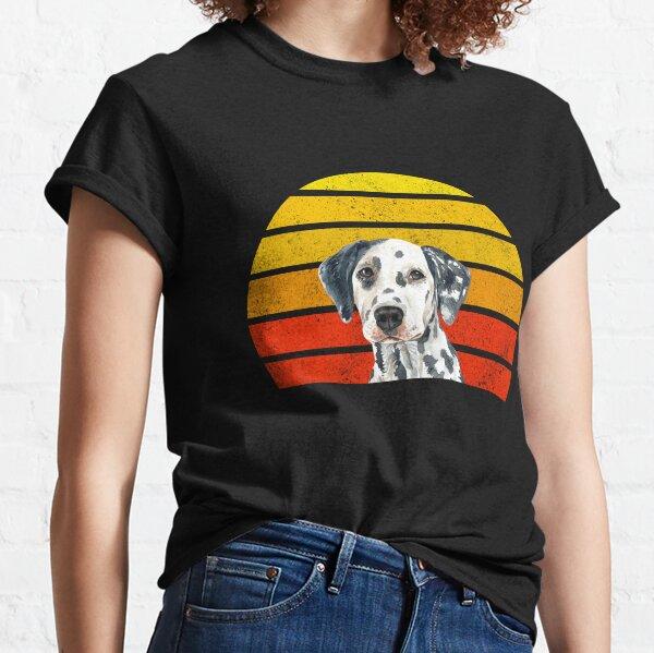 Dalamatian Sunset Gift Shirt Classic T-Shirt