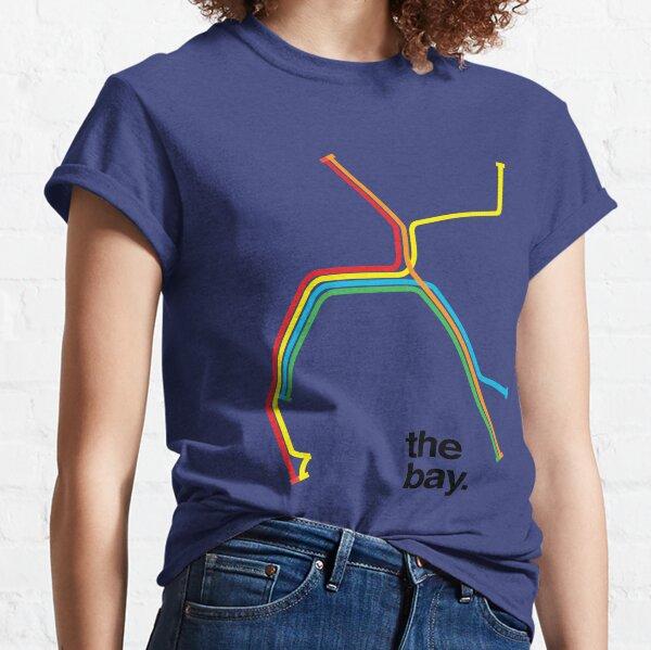 the bay. Classic T-Shirt