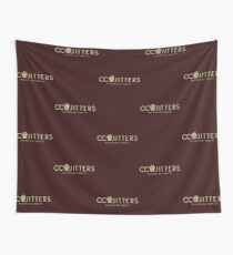 CC Jitters - cafe Wall Tapestry