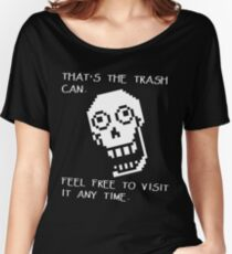 Papyrus - Undertale Quotes Women's Relaxed Fit T-Shirt