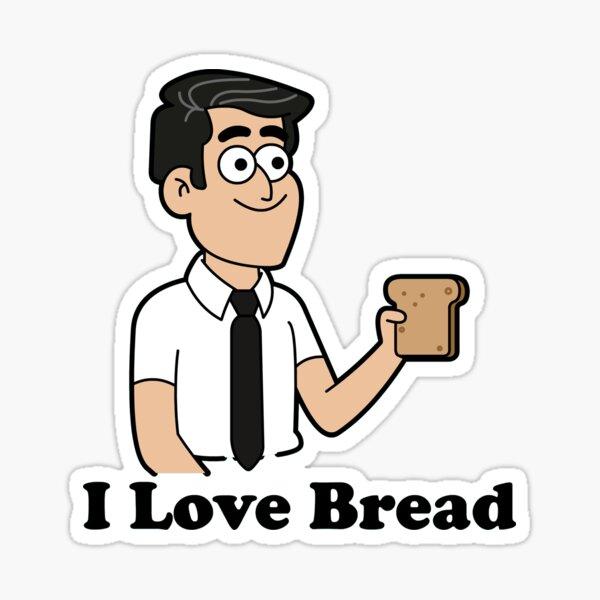 Tad Strange Loves Bread Sticker