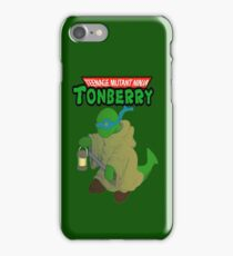 Teenage Mutant Ninja Tonberry iPhone Case/Skin