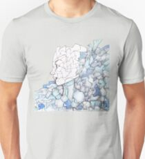 Abstracted Female Portrait T-Shirt