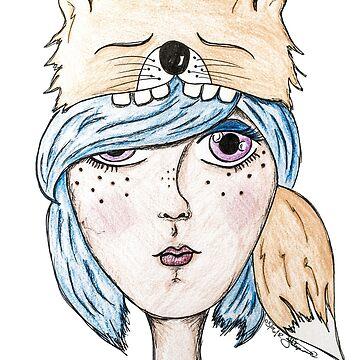 FoxGirl by takohooche