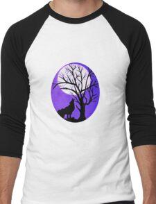 Full Moon Men's Baseball ¾ T-Shirt