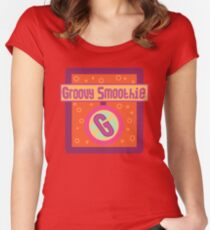 The Groovy Smoothie Women's Fitted Scoop T-Shirt