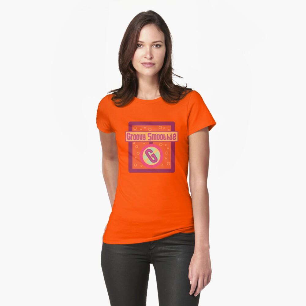 El batido Groovy Camiseta entallada