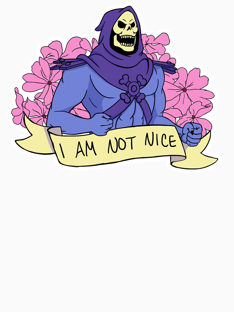 I AM NOT NICE | Unisex T-Shirt
