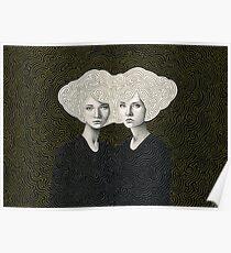 Orla and Olinda Poster