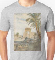 The Temple at Karnak Unisex T-Shirt