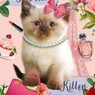 Fashion kitten by Vinchenko