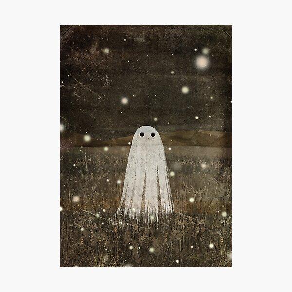 Fireflies Photographic Print