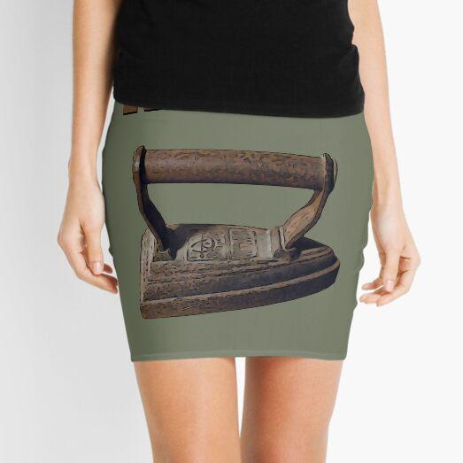 Cast Irony Mini Skirt
