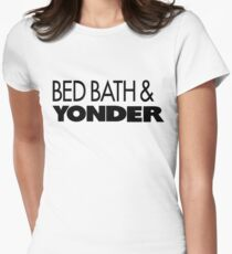 Bed Bath & Yonder Womens Fitted T-Shirt
