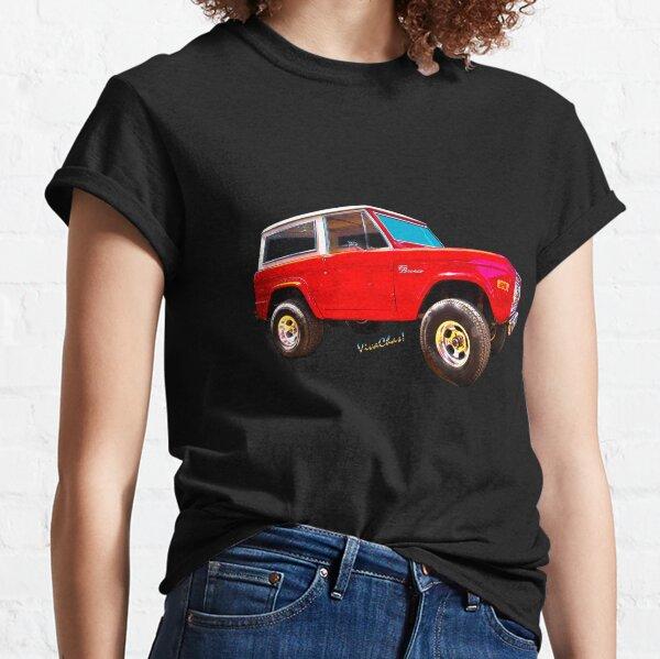 Ford Bronco Classic von VivaChas Hot Rod Art Classic T-Shirt
