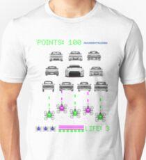GTR INVADERS Unisex T-Shirt