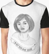 I'm Not Your Babe - Fabienne Graphic T-Shirt