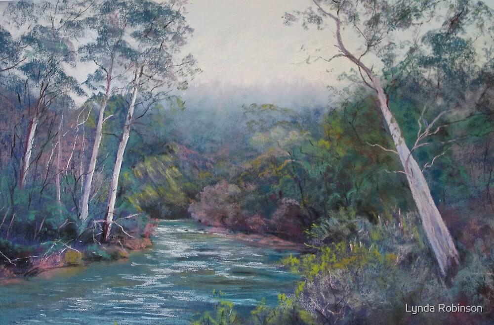 Towards Woods Point by Lynda Robinson
