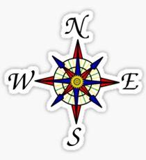 Compass 578 Sticker
