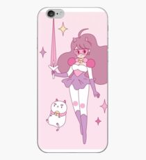 Space Suit Bee and Puppycat  iPhone Case