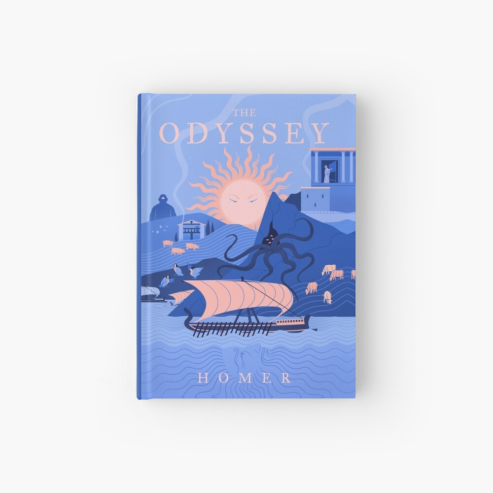 The Odyssey Hardcover Journal