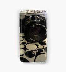 The Minolta X--370 Samsung Galaxy Case/Skin