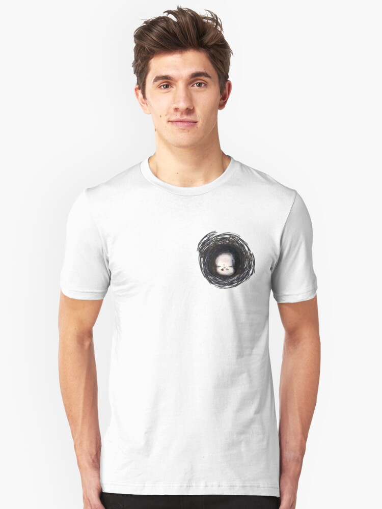 Empty Heart Hall Unisex T-Shirt Front