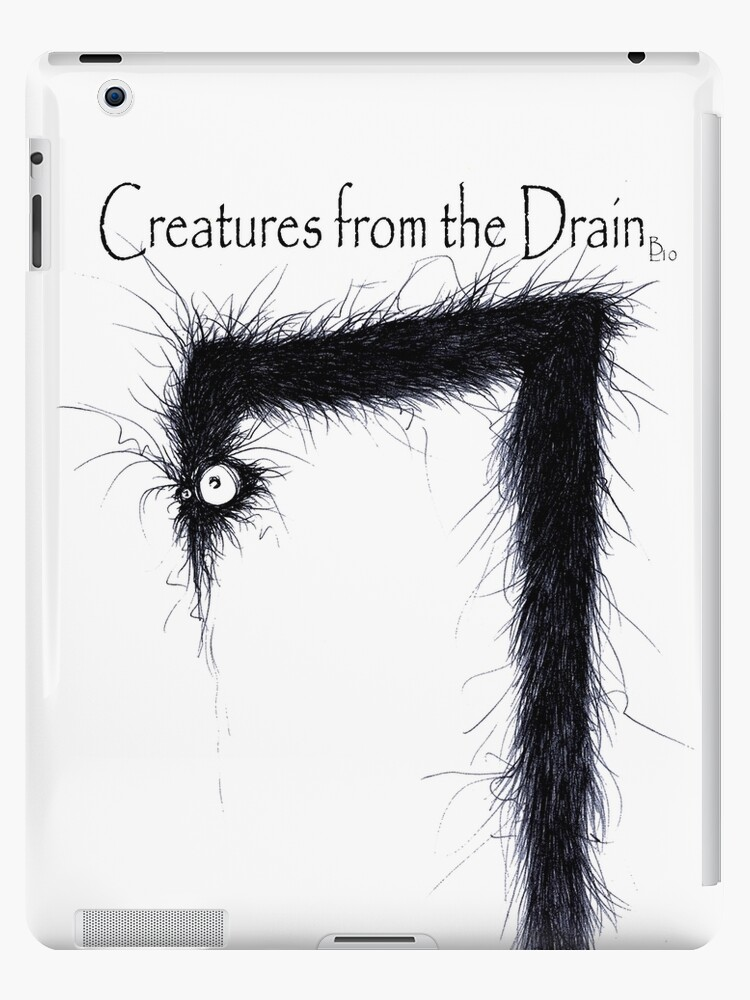 the creatures from the drain 11 by brandon lynch