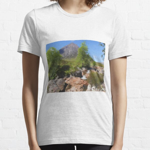 Buachaille Etive Mor , the Highlands of Scotland Essential T-Shirt
