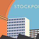STOCKPORT - Regent House, Beckwith House by exvista