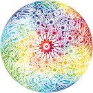 Butterfly wings Mandala by jordygraph