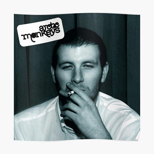 smoking man Poster