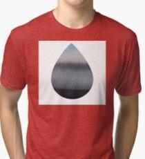 Tear Drop Tri-blend T-Shirt